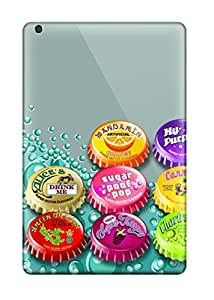 Christmas Gifts Cute Appearance Cover/tpu Bottlecaps Case For Ipad Mini