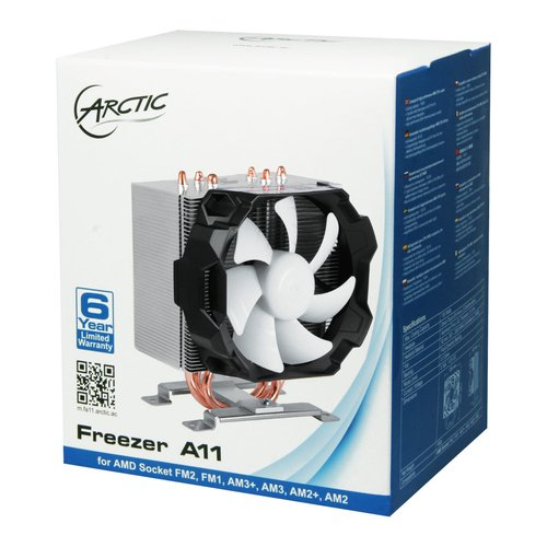 ARCTIC Freezer A11 74 CFM CPU Cooler