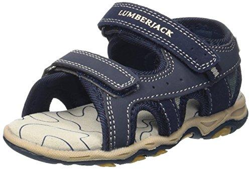 Lumberjack Levi - Tacones Niños Blu (Navy Blue)
