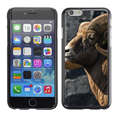 Premio Sottile Slim Cassa Custodia Case Cover Shell // V00002962 mouflon d'Amérique // Apple iPhone 6 6S 6G 4.7""
