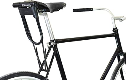 Kryptonite Transit FlexFrame U Bracket Cycle Bike Lock Mounting Kit