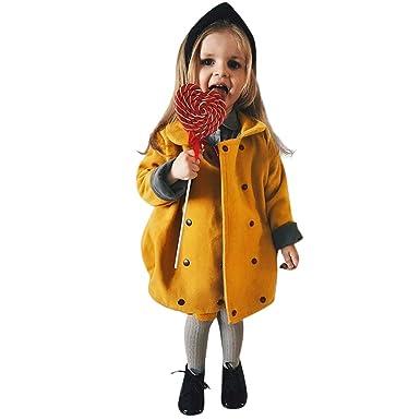 04cf10e5f Moonuy Kids Girls Winter Warm Coat Thick Infant Girls Thick Padded ...