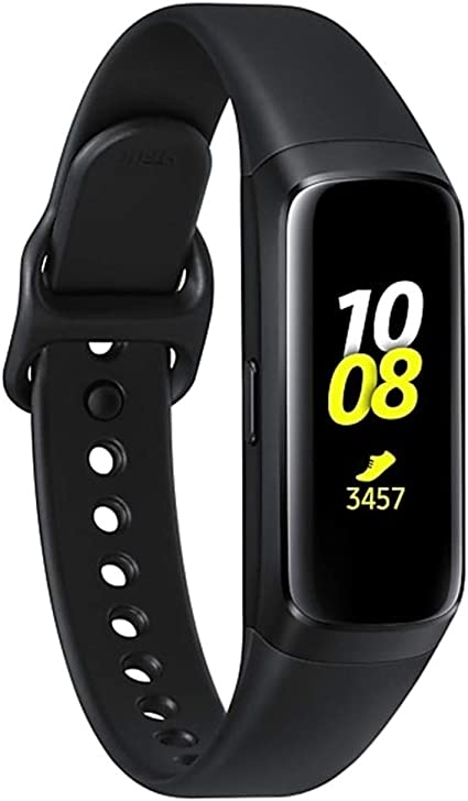 Amazon.com: Samsung Galaxy Fit 2019, Smartwatch Fitness Band ...