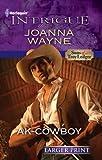 AK-Cowboy, Joanna Wayne, 0373745850