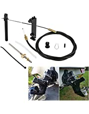 Bonbo 1 & 2 Lower Shift Cable Kit Replaces 865436A03 Fit for Mercruiser Alpha One