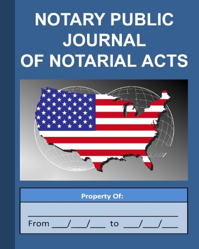 Notary Public Journal of Notarial Acts