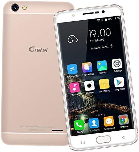 Gretel A9 Smartphone Libre 4G de 5.0 Pulgadas 1280 * 720 Quad Core ...