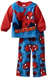 AME Sleepwear Little Boys' Go Spidey! Pajama Set