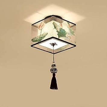 Lámpara de Techo China UBEN LED Personalidad Creativa ...