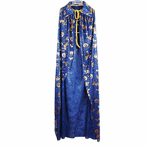 Alberar - Abrigo - capa - para mujer Azul