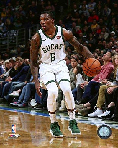 Eric Bledsoe Milwaukee Bucks NBA Action Photo (Size: 8
