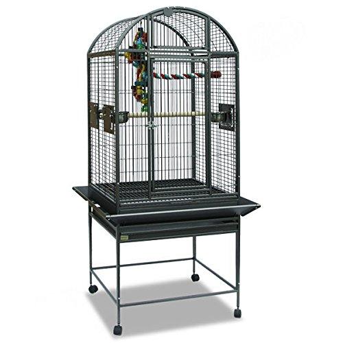 Montana Cages | Käfig, Voliere Finca II Dome - Antik für Sittiche & Papageien