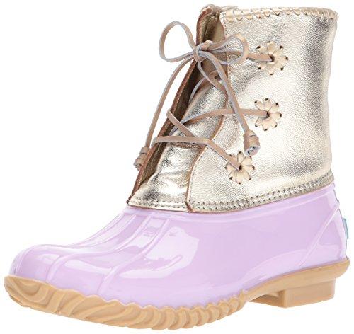 Jack Rain Rogers Chloe Lilac Boot Women's Metallic xv8xrw10