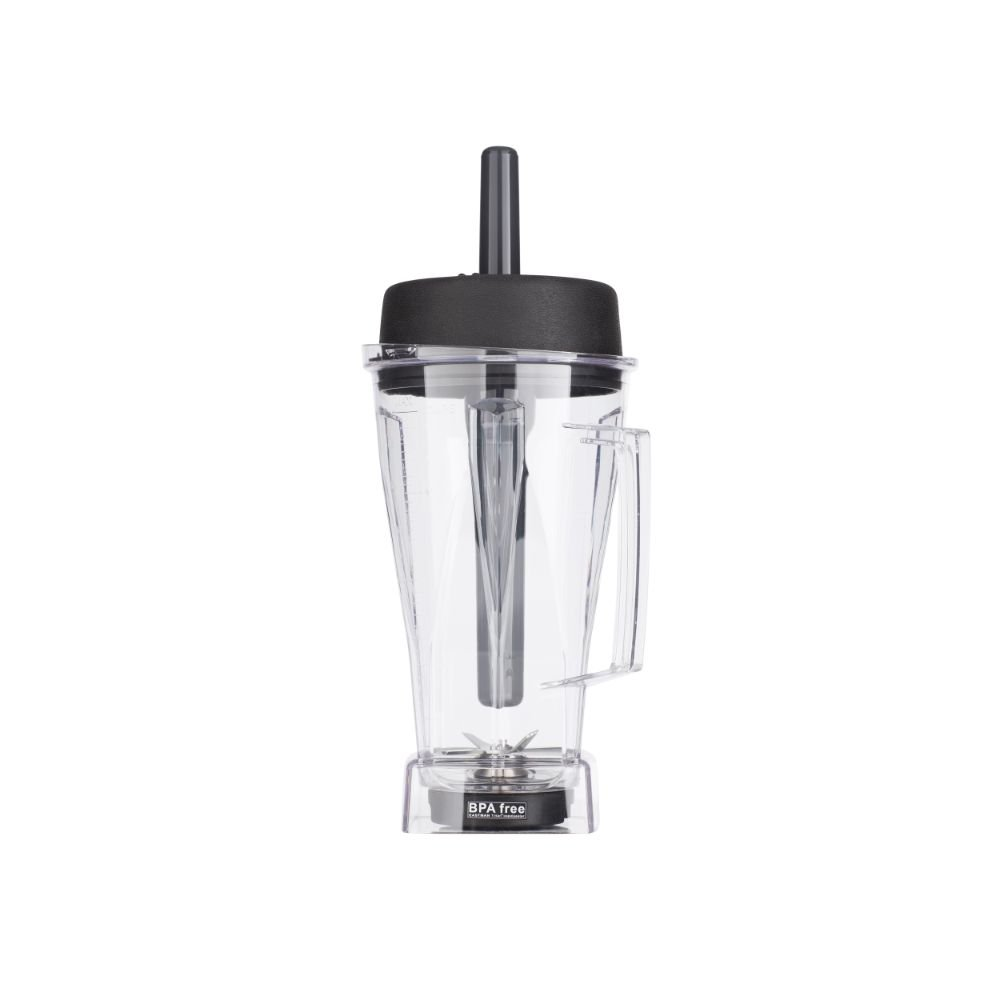 JTC Omniblend V Serie Profesional Blender + L sin BPA jarra en color blanco: Amazon.es: Hogar