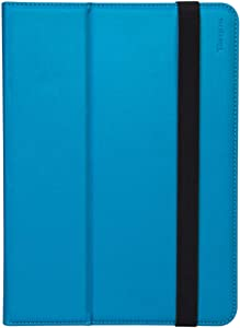 Targus Safefit Protective Case for iPad (2017), 9.7 Inch iPad Pro/Air/Air 2, Blue (THZ61102GL)