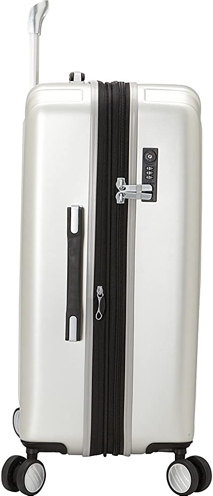 DELSEY Paris Helium Titanium Hardside Luggage with Spinner Wheels