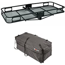 Pro Series Cargo Hitch with Cargo Bag Bundle