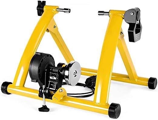 YYDE Indoor Bike Trainer Soporte Cubierta Soporte magnético de ...