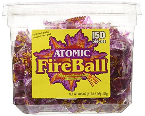Ferrara Pan Atomic FireBall 150 Pieces - Ferrara Pan Atomic Fireball