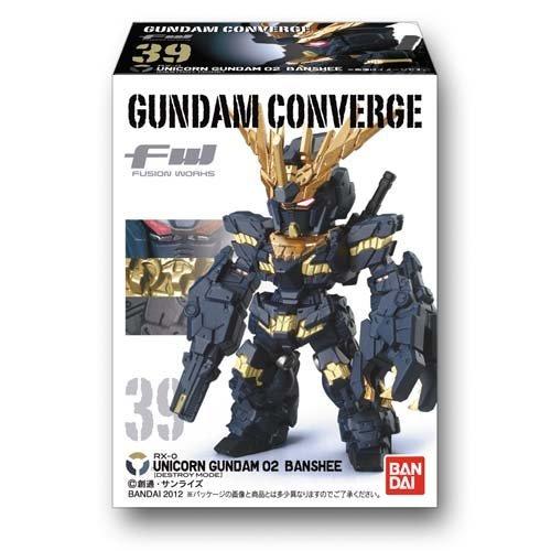 Candy FW GUNDAM CONVERGE (Gundam Con barge) 7 Unicorn Gundam Unit 2 / Gundam Mk-II / Gundam NT-1 of the three sets - Mk Iii Unit
