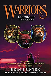 Image result for warriors tales from the clans