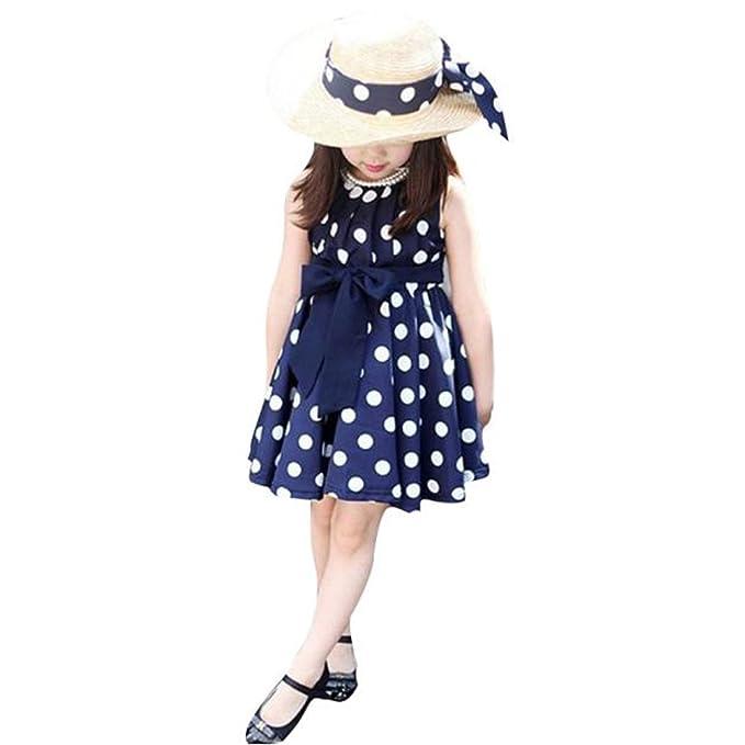 Vestido para niña, K-youth® Baratas Bebe Niño Ropa Bebe Niña Vestido ...