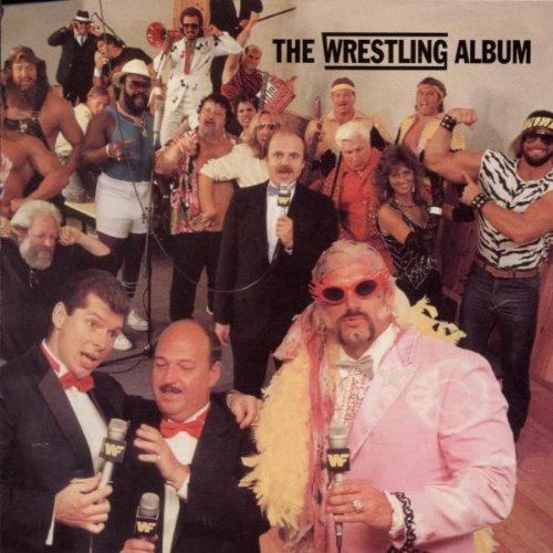 The Wrestling Album by Koch Records