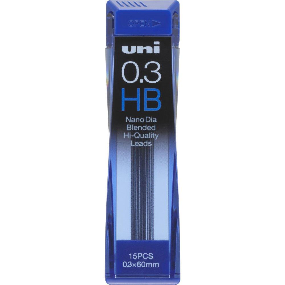Uni NanoDia 15 Minas (1 Tubo) 0.3mm HB