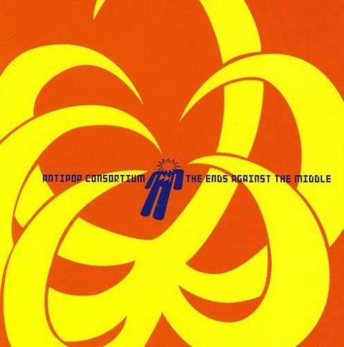 CD : Antipop Consortium - Ends Against The Middle (Extended Play)