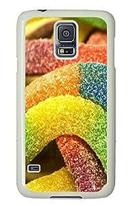 Samsung Galaxy S5 Candy PC Custom Samsung Galaxy S5 Case Cover White