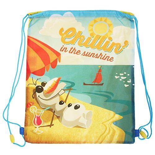 Disney Frozen Childrens Kids Olaf Drawstring Bag (One Size) (Multi Coloured)