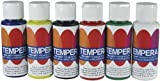 Pro Art 2-ounce 6 Color Tempera Paint Set, Regular Colors