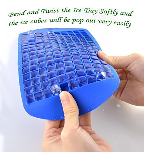 MagicW Cubes Molds Silicone Frozen