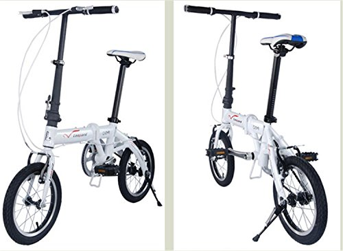 14インチ 折りたたみ自転車 折畳自転車 おりたたみ自転車 MTB おりたたみ自転車W20 B00QA1315Y ブラック ブラック