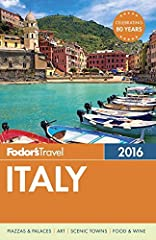 Written by locals, Fodor's travel guides have been offering expert advice for all tastes and budgets for 80 years. Fodor's Italy is the essential take-along companion to one of Europe's most enduringly popular destinations. With inviting full...