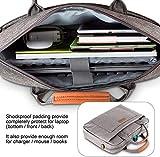 Slim Laptop Briefcase 15.6 Inch Office College
