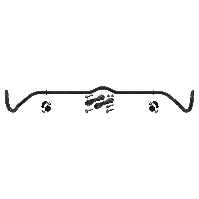 febi bilstein 36630 ProKit Stabilisatorsatz mit Gummilagern und Verbindungsstangen vorne, Koppelstange