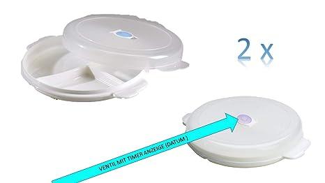 Microondas plato Menú Microondas plato m Tapa para ...