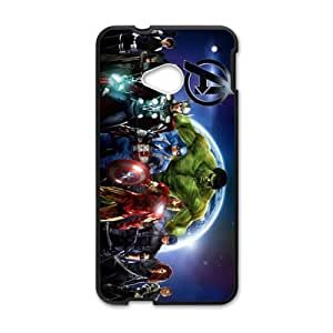 HRMB The Avengers Cell Phone Case for HTC One M7