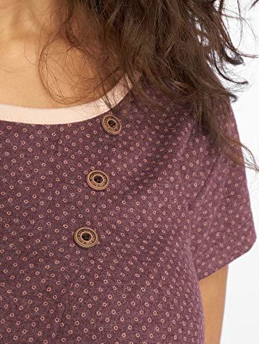 amp; Kickin Alife shirts Summer T Pourpre Femme 4WvWzOq
