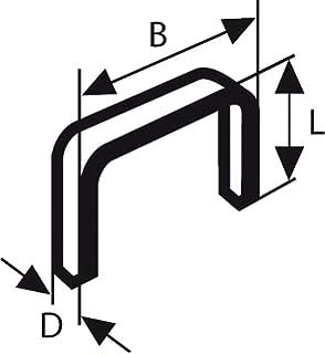 Bosch 2609255857 DIY Klammern Typ 53 11.4 x 0.74 x 4 mm