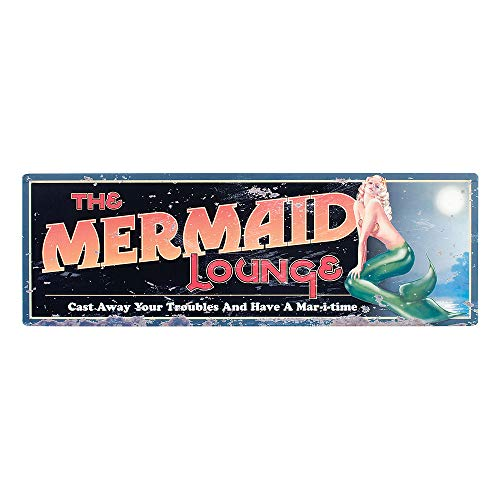 Ohio Wholesale Mermaid Lounge Wall Art, from our Water Collection ()
