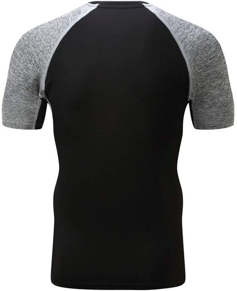 Camiseta Polos Hombre Ropa Deportiva para Hombre Camisetas Hombre Color de Hechizo Estampado Manga Cortos Verano Moda Músculo Polos Personalidad Casual Remera Slim Camisas de Deporte Jodier (XL, Gray): Amazon.es: Deportes y