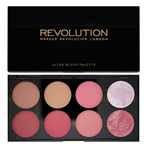 Makeup Revolution Ultra Blush and Contour Palette - SUGAR AND SPICE by Makeup Revolution