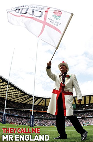 THEY CALL ME MR ENGLAND (England Rugby Cross)