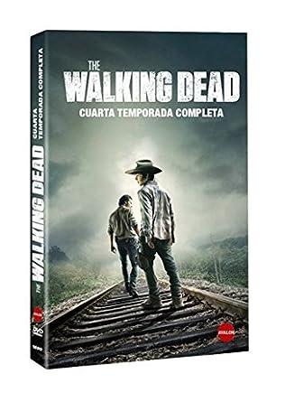 The Walking Dead - Temporada 4 Spain - Importation by David ...