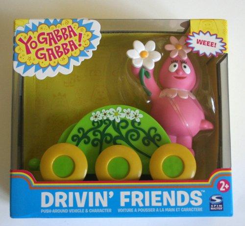 Foofa Yo Gabba Gabba Drivin' Friends
