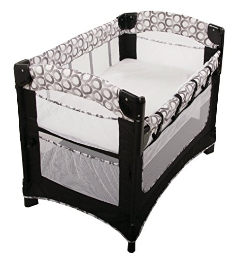 Arms Reach Concepts Inc. Ezee 3-in-1 Bedside Bassinet Circle, Ideal