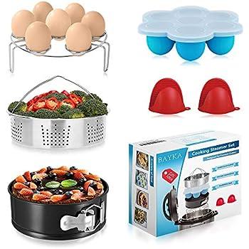 Amazon Com Bayka Pressure Cooker Accessories Set