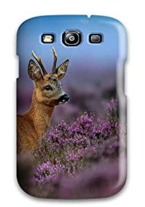 New Style Case Cover Deer Compatible With Galaxy S3 Protection Case